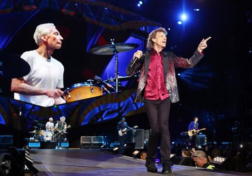 Increíble: Stones, McCartney, Dylan y The Who, juntos